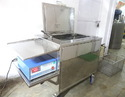 Vegetable Cleaning Machine