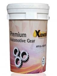 80W90 Premium Automotive Gear Oil
