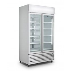 Upright Visi Cooler