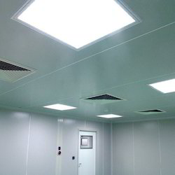 PCGI White Walkable False Ceiling, Thickness: 1.2 mm