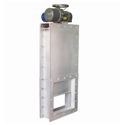Automated Industrial Damper