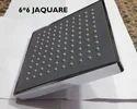 Jaguar Square Shower Six By Six Inchi