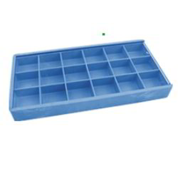 Plastic Box with 18 Compartments