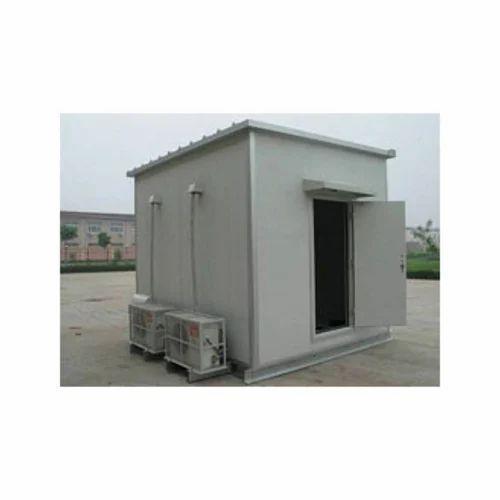 Steel BTS Shelter for Industrial