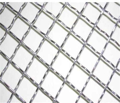 SS Crimped Wire Mesh at Rs 125 /square feet(s) | क्रिंप्ड ...