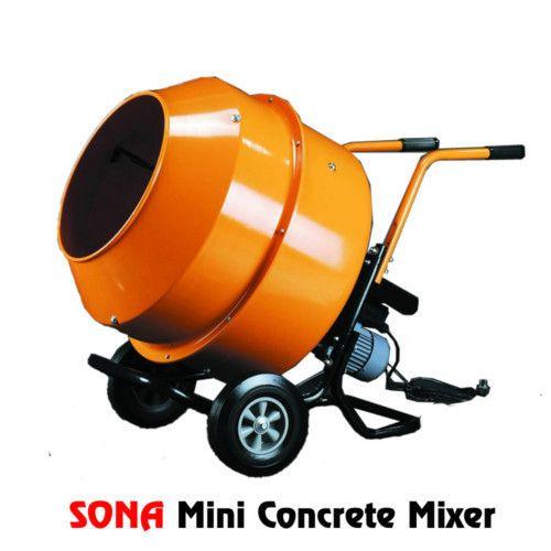 Mixer Machine - Mini Concrete Mixer Manufacturer from Mumbai