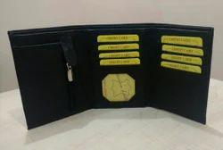 Black Citizen Leather Wallets