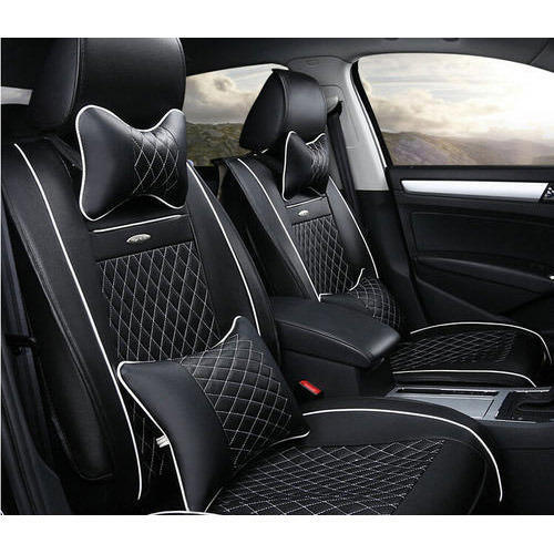 Leather Car Seat Cover At Rs 3800 Set Leather Car Seat Cover Id