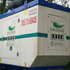 Heavy Power Capacity Generators On Rent