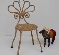 Jute Wrapped Chair