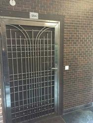 SS Decorative Door