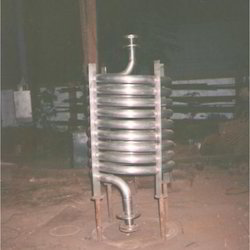 Steel Temperature Controller Cooling Coil, for Industrial