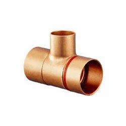 Copper Venturi Tee