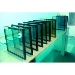 Office Insulated Window Glass
