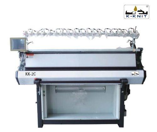 K-KNIT High Speed Flat Bed Knitting Machine : SHOES - KK-3SS