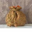 Traditional Ethnic Work Potli Bag