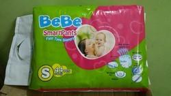 BeBe Baby Diapers Pant