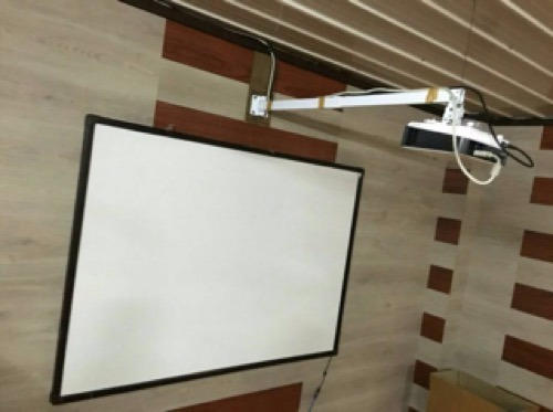 Interactive White Board non ceramic