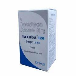 Taxuba 120 Mg Inj