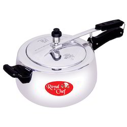 Councura 6.5Ltr Pressure Cooker Induction Base