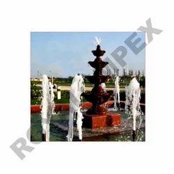 Four Tear Center Water Fountain