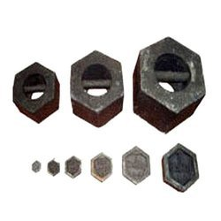 Cast Iron Weight Set