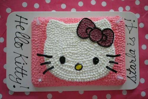 Hello Kitty Cake At Rs 800 Kilogram Kankarbagh Patna Id