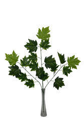 Artificial Maple Leaves