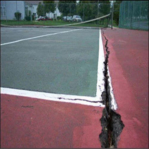 Tennis Court Flooring Service