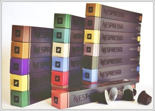 Nespresso Coffee Pods In India 100 Pcs at Rs 11800/packs ...