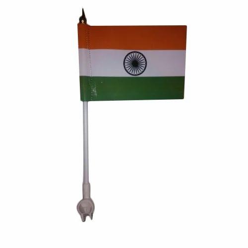 Indian Bike Flag At Rs 7 Piece S Paharganj New Delhi Id 11609287230