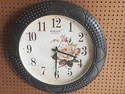 Quartz Wall Clock Quartz Wali Diwar Ghadi Latest Price