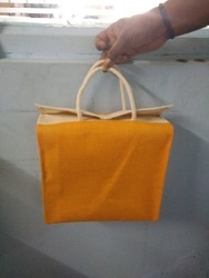 Lunch Box Jute Bag