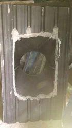 Ventilation Fiber Cover