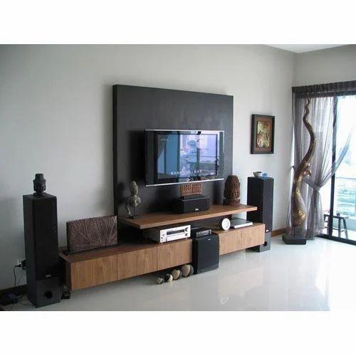 Living Room Plasma Tv Screen Cabinet