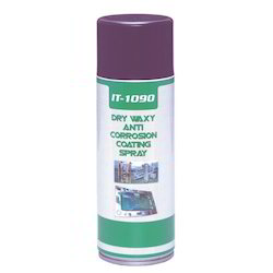 IT-1090 Dry Waxy Anti-Corrosion Coating Spray