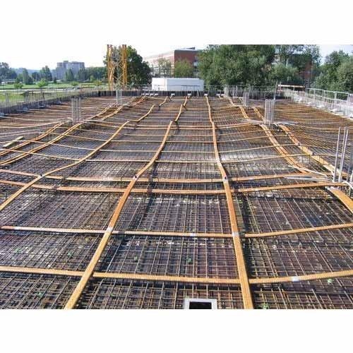 Bonded Slab Post Tensioning System