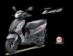 Suzuki Let S scooty