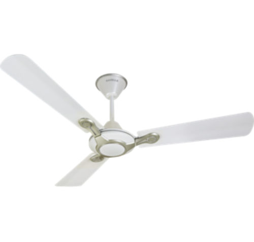 Leganza 3 blade white ceiling fans at rs 3115 ceiling fans jai leganza 3 blade white ceiling fans aloadofball Image collections