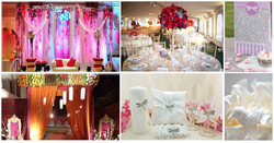 Frills and Flounce Wedding Themes