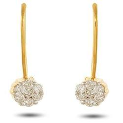 Solitude Diamond Earrings