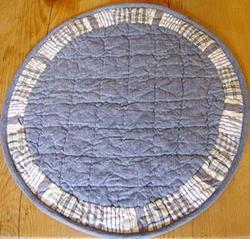 Circular Table Mat