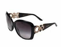 Full Frame Black Sunglasses
