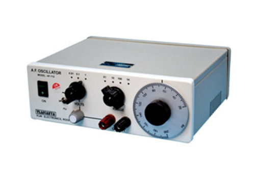 Audio Frequency Oscillator - View Specifications & Details of Audio