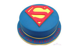 Superman Cake Delivery in Delhi
