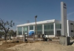 Construction of 3S Facility Showroom