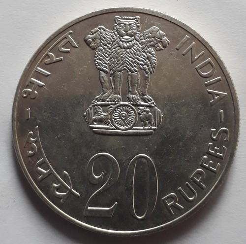 20 Rupee Coin Copy At Rs 450 Number Old Coins Id