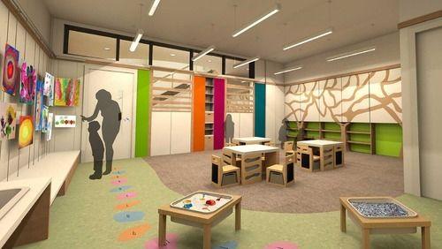 School Interior Design - High School Interior Design Service ...