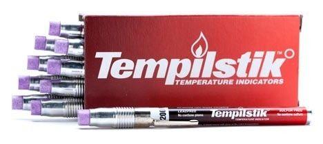 Tempil 6 Pack Tempilstik Temperature Indicators