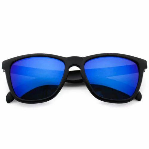c7d0bf479 Black Blue Mirrored Wayfarer Sunglasses at Rs 30 /piece | Wayfarer ...